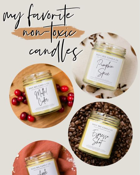 Favorite non-toxic candles   #LTKunder50 #LTKunder100 #LTKSeasonal