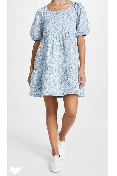 Quilted dress     #LTKSale