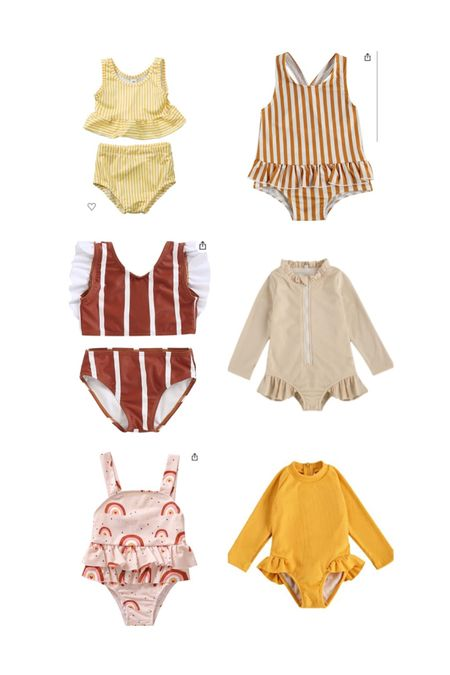 Amazon swimsuits for toddlers! http://liketk.it/39Ab6 #liketkit @liketoknow.it