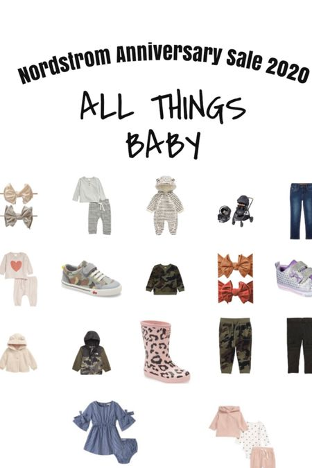 Nordstrom anniversary sale baby & toddler. Toddler fashion, baby fashion, newborn outfits, sale alert, nsale baby finds, newborn finds, girl outfits, toddler outfits  @liketoknow.it.home @liketoknow.it.family #LTKfamily #LTKbaby #LTKkids @liketoknow.it #liketkit http://liketk.it/2TGGl