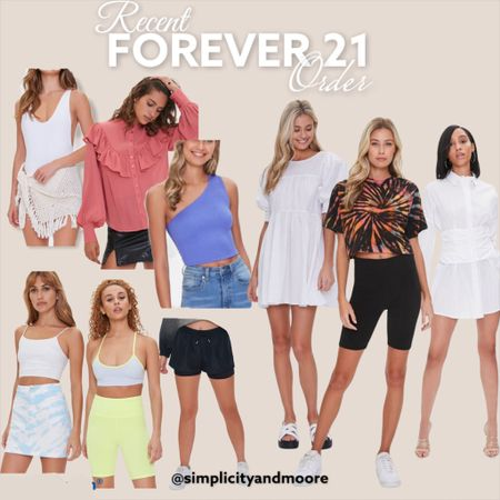 Recent Forever 21 order / Spring outfits http://liketk.it/3izG6 @liketoknow.it #liketkit