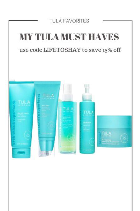 My favorite skin care products. Tula Skin Care   #LTKSeasonal #LTKbeauty #LTKunder50