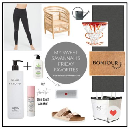 My sweet savannahs top sellers of all time are right here!  Birkenstock sandals, spanx jeans (my fave) self tanner, a great neutral washable ruggable rug, laundry hamper and more!  #LTKhome