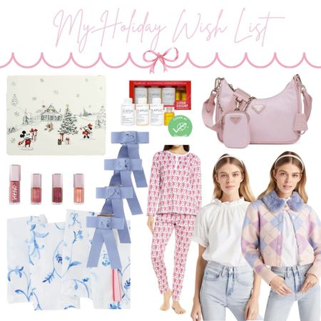 My holiday wishlist is here! Featuring tons of grandmillenial gift ideas for any gal in your life.   #LTKHoliday #LTKGiftGuide #LTKunder100