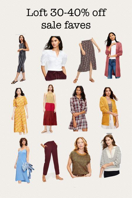 Loft favorites, loft sale finds, fall fashion, fall style   #LTKbacktoschool #LTKunder50 #LTKSeasonal