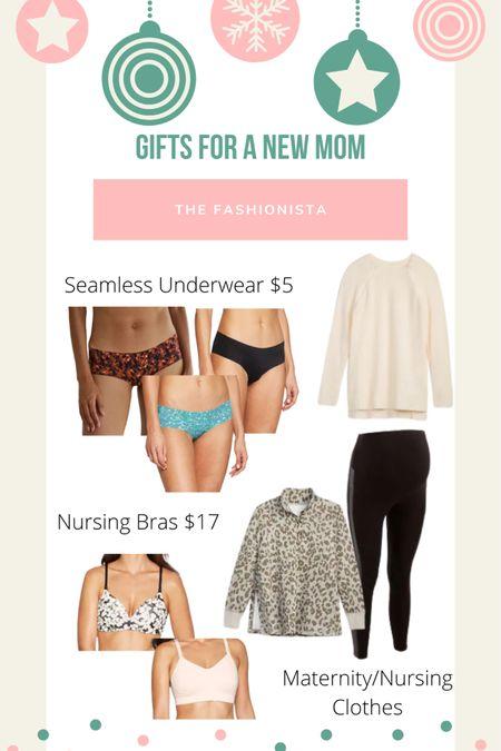 Holiday gift guide for the fashionista new or expecting mama! All are under $40!  http://liketk.it/315yb #liketkit @liketoknow.it #LTKgiftspo #LTKunder50 #LTKbump