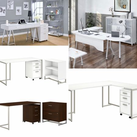 The home office sets that will delight your mood while  keeping your office organized.   #LTKsalealert #LTKhome