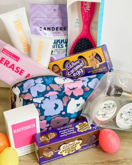 """#EasterBaskets - beauty edition! How fun is this """"basket"""" for a new skincare lover! Visit christinafrederick.com to see all of the details, and shop http://liketk.it/3b1iR for the items that are linkable on @liketoknow.it !  #TheHelpfulHost #THHholiday #liketkit #LTKunder50 #LTKitbag #LTKfamily  #TheMultiMompreneur"""