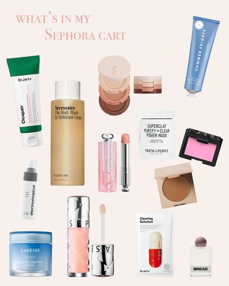 What's in my Sephora cart!! Some things that I'm looking to try as well as some staples!! Click the photos below to try them out 🧖🏼♀️🧖🏼♀️   Shop your screenshot of this pic with the LIKEtoKNOW.it shopping app #LTKbeauty #LTKunder100 #LTKstyletip http://liketk.it/3iXN6 #liketkit @liketoknow.it