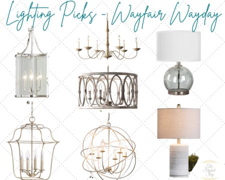 http://liketk.it/3e1DK #liketkit @liketoknow.it @liketoknow.it.home #LTKhome #LTKsalealert #LTKfamily  So excited to share these gorgeous lighting picks from the Wayfair WAYDAY sale, their biggest event of the year so far!