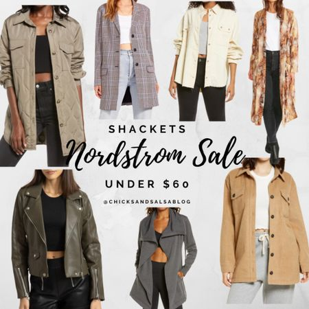 Most of these are still available during Nordstrom's anniversary sale! Be sure to scoop up some of these oversized outerwear pieces to be on trend this fall!   #LTKunder50 #LTKsalealert #LTKstyletip