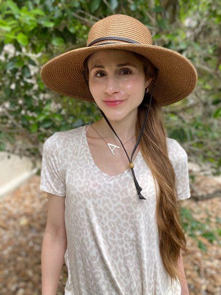 Sloggers hat for Summer! Great for windy days 💨   #LTKunder50 #LTKSeasonal