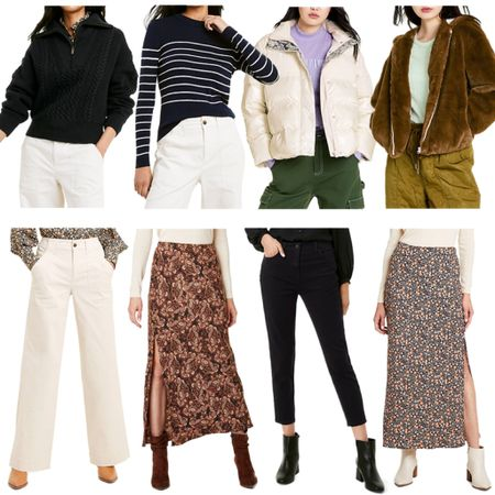 Sharing some of our favorite jacket, skirts, and jeans from the Target Fall Designer Collection before it launches tomorrow! Nili Lotan, Victor Glemaud, Rachel Comey, and Sandy Liang partnered with Target to bring you chic fall essentials ranging in size from XXS-4X! Every piece in this designer collection is under $80 🙌🏼  #tssedited #thestylescribe #neutrals #target #targetstyle #budgetfriendly #denim #midiskirt #jackets #fall #targetdesignercollection  #liketkit #LTKSeasonal #LTKunder100 #LTKunder50 @shop.ltk http://liketk.it/3ol3E