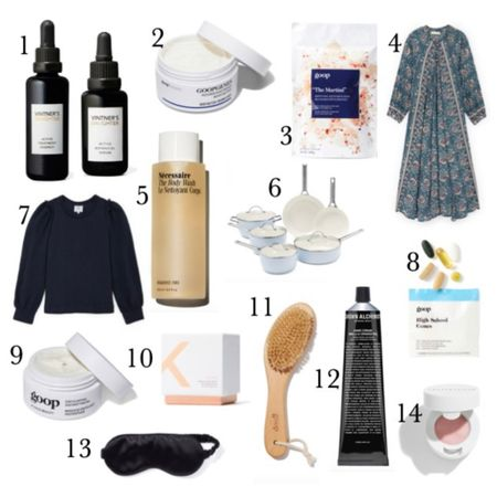 All my current favorite #goop products and what I'm reordering on the blog. Including the best #skincare that is also #clean and the #maxidress I'm living in. Oh and let's not forget a perfect #puffsleeve ❤️ http://liketk.it/2ZHqW #liketkit @liketoknow.it #StayHomeWithLTK #LTKbeauty #LTKhome @liketoknow.it.home