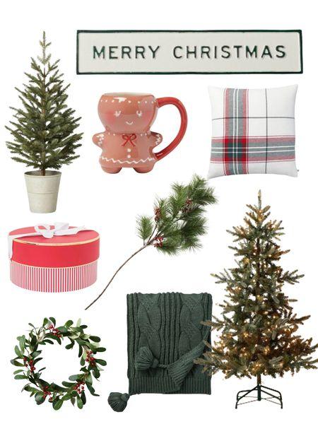 Target Christmas decor           Holiday shopping , target Christmas , target style , target finds , flocked tree, Christmas tree, garland , wreath , hearth and hand , home decor , holiday decor , Christmas decor , #ltkunder50 #ltkcyberweek  #LTKHoliday #LTKhome #LTKSeasonal