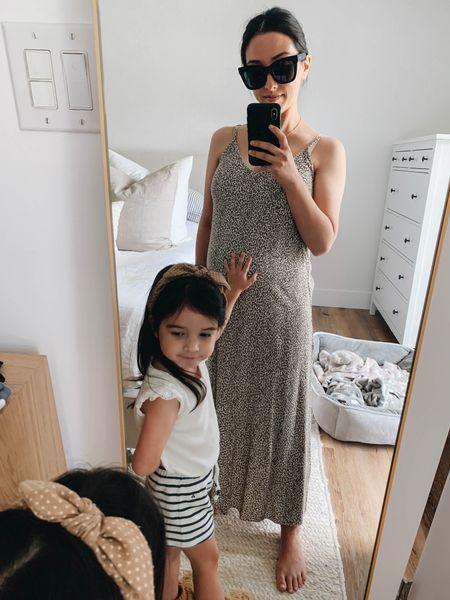 Jenni Kayne leopard dress. Maternity outfit inspiration   Dress - Jenni Kayne xs   Use code CRYSTALIN15 for 15% off    #LTKbump