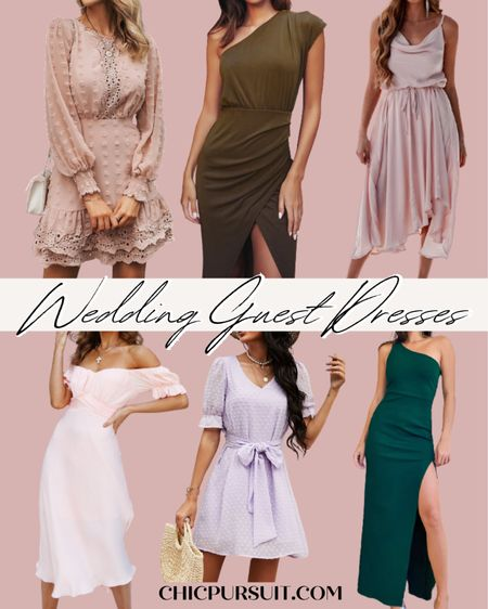 It's always wedding season somewhere around the world! Weddings are especially beautiful around early October because of the mild weather. For this fall, we rounded up our top picks of the most stunning wedding guest dresses for fall, fall wedding guest outfits and fall wedding guest dress #LTKSeasonal es that you can wear for this season ✨🍂🍁💍 @liketoknow.it #liketkit http://liketk.it/3mrAF #LTKwedding #LTKstyletip