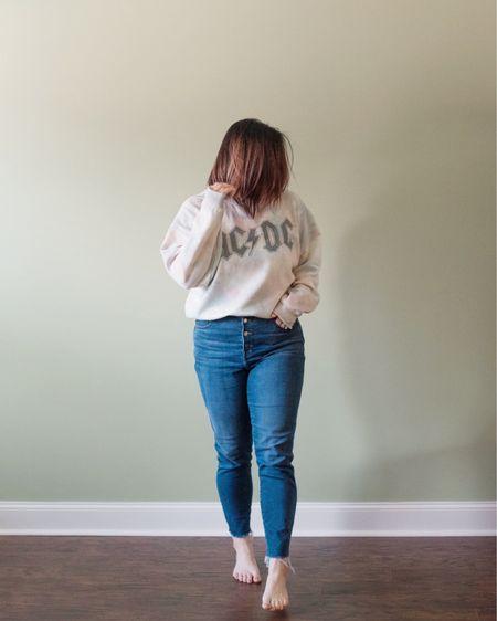 Cozy sweatshirts forever.   #LTKunder50 #LTKcurves #StayHomeWithLTK