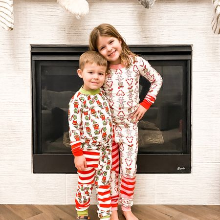 Friday nights are for Christmas light looking! But first, we must put on matching jammies to get comfy for our drive. I'll be so sad when they get older and don't want to do these things. Tell me where you have found the best holiday lights in North Texas! 🎄 🚗 Download the LIKEtoKNOW.it shopping app to shop this pic via screenshot http://liketk.it/33Ie0 #liketkit @liketoknow.it #LTKkids #LTKfamily #LTKbaby