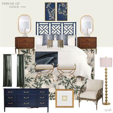 Grandmillenial Master Bedroom Virtual Design Package! @liketoknow.it #liketkit    http://liketk.it/3joAH