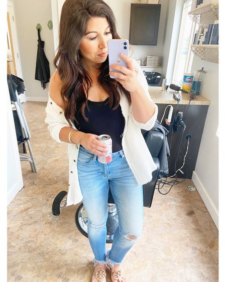 Back on a serious la croix kick- what's your take on seltzer waters?! Anyone have a favorite flavor or brand?! I used a bigger curling iron on my hair today and I'm here for it 👏👏 I went ahead and linked it for you and don't mind me I'm just gonna live in body suits now 😂 HAPPY TUESDAY YALL! http://liketk.it/3ewCm #liketkit @liketoknow.it #LTKunder50 #LTKstyletip #LTKbeauty @liketoknow.it.brasil @liketoknow.it.europe @liketoknow.it.family @liketoknow.it.home Shop your screenshot of this pic with the LIKEtoKNOW.it shopping app Shop my daily looks by following me on the LIKEtoKNOW.it shopping app