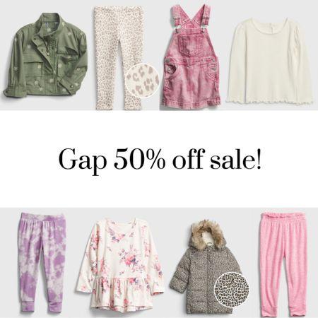 Gap 50% off sale!! Women's clothes. Men's clothes. Kid's clothes. Baby's clothes.   http://liketk.it/35oJ1 #liketkit #LTKbaby #LTKfamily #LTKsalealert @liketoknow.it @liketoknow.it.family