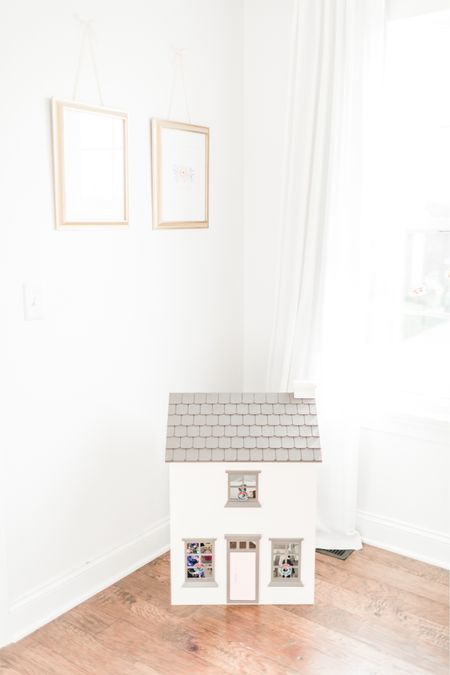 The best dollhouse for little girls ages 2-6 from Pottery Barn Kids. This is the classic Westport dollhouse and is Millie's favorite Christmas gift yet! We had it all decorated with lights and all and you should've seen her face when she saw it under the tree on Christmas morning 😍   #LTKgiftspo #LTKkids #LTKbaby