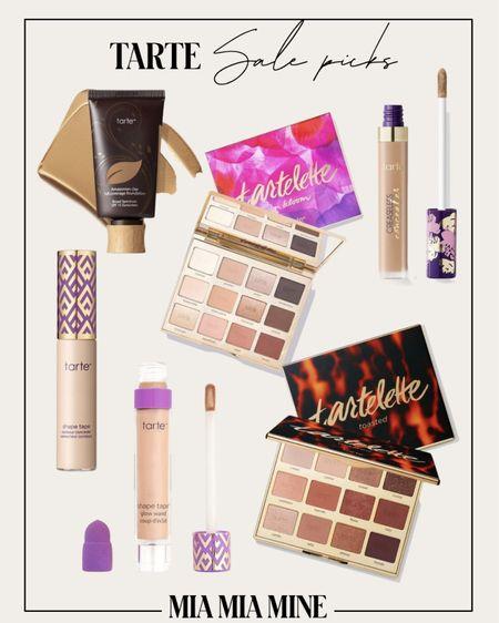 LTK Day sale picks. Save 25% off at Tarte Cosmetics with code TARTELTK25  #LTKsalealert #LTKbeauty #LTKDay