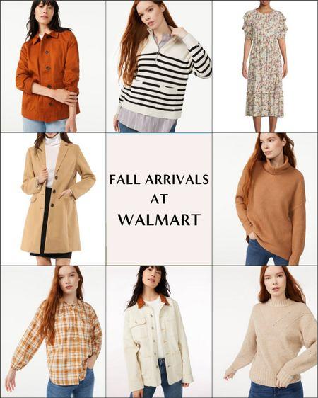 classy yet trendy, Walmart, sweater, dress, coat, jacket, shirt, top #fallfavorites  #LTKSeasonal #LTKunder50