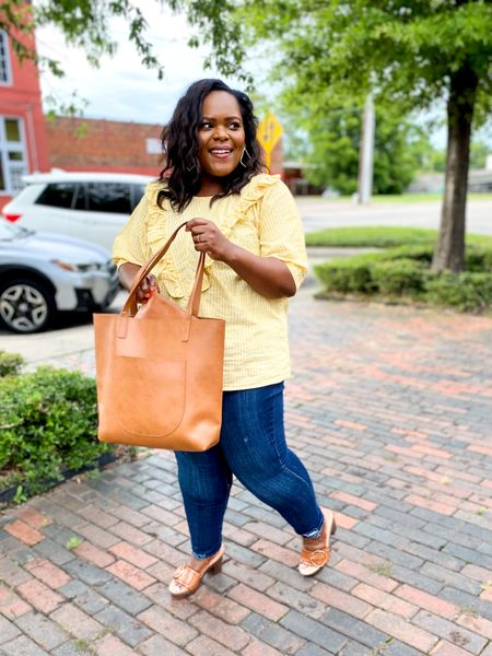 On the go? You need this easy look from Walmart Fashion!   #LTKstyletip #LTKtravel #LTKunder100
