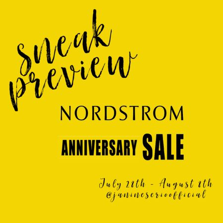 Something that has gotten me REALLY excited about today is the unveiling of the 2021 Nordstrom Anniversary Sale PREVIEW!  Yes, this is the most wonderful time of the year. Hey, it's pretty fitting as it is July, and Christmas in July has become a BIG THING. Now, I am getting very excited about Christmas!  If you want to get all the scoop on my favorite items during the sale these next few weeks, Shop my daily looks by following me on the LIKEtoKNOW.it shopping app! Today, I am sharing with you my first shopping bag full of goodies! http://liketk.it/3j9o8 @liketoknow.it #liketkit #LTKstyletip #LTKsalealert