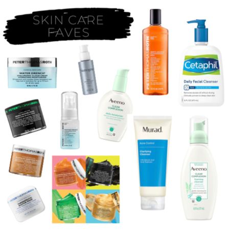 Skincare round up for healthy, blemish free skin from my bathroom to yours! I will be honest my skin has its fair share of ups and downs and is sometimes worse as an adult than it ever was as a teen. From cleansers to moisturizers to face masks these are my go tos along with gallons of water and handfuls of greens! Find my full regimen for these items on the blog. Follow me on the LIKEtoKNOW.it shopping app to get the product details!   http://liketk.it/2UuEF  . . .  #liketkit #LTKbeauty #LTKstyletip @liketoknow.it