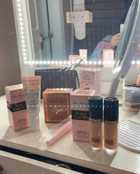 http://liketk.it/3h3KS #liketkit @liketoknow.it #LTKbeauty #LTKunder50 #LTKsalealert too faced, makeup, best makeup, Emily Ann Gemma, concealer, facial makeup, makeup primer, foundation