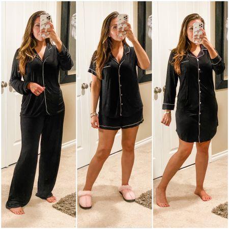 Nordstrom Anniversary Sale favorites. Pajamas NSale  #LTKunder50 #LTKsalealert