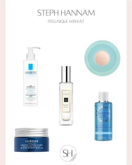 Feel Unique Wishlist http://liketk.it/36VtD  skincare, perfume, foreo #liketkit @liketoknow.it #LTKbeauty #LTKunder50 @liketoknow.it.europe