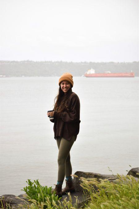 Free People sweater on sale from Nordstrom! Wearing size XS. Cloudy Seattle style.  @liketoknow.it http://liketk.it/3h1yO #LTKtravel #LTKfit #liketkit