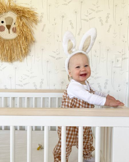 happy easter, from our littlest bunny! 🐰🤍 #liketkit @liketoknow.it http://liketk.it/3c38V #LTKbaby #LTKhome