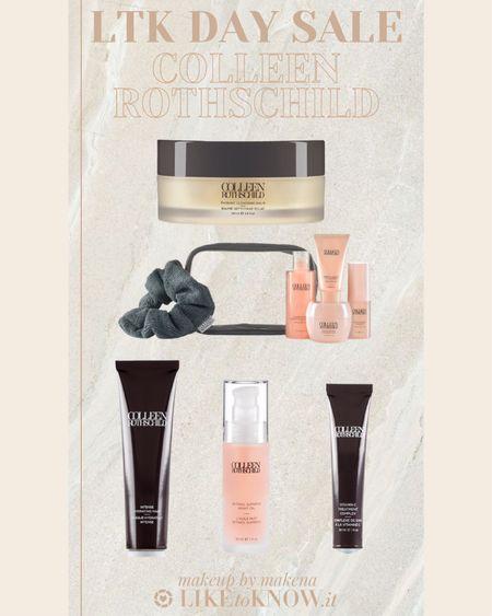 http://liketk.it/3hsGu @liketoknow.it #liketkit #LTKbeauty #LTKunder50 #LTKsalealert Save 25% off on Colleen Rothschild Skincare during this weekend's LTK DAY Sale.