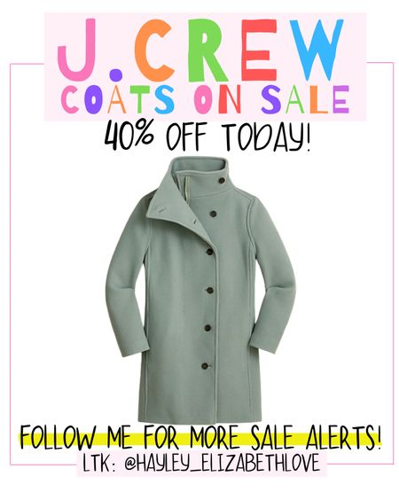"""40% off everything at J.Crew with code """"GOBIG"""" - lots of great coats, trench, and parkas! #LTKholiday #LTKgiftguide #liketkit  Active Leggings Airport outfit Align Leggings Amazon Fashion Amazon Finds Amazon swimsuits Anthropologie Apple Watch Bands Bachelorette outfits Bachelorette party Back To School Barefoot Dreams Bathing suits Bathroom Bathroom decor Beach vacation Bedding Bikini Booties Business casual Camel Coat Coffee Table Coffee tables Combat Boots Date night outfits Dining Room Disney Dressers Dresses Fall Boots Fall family photos Fall outfits Fall Style Family Photos Fitness Gear Halloween Home Decor Jeans Jumpsuit Kitchen Labor Day Living Room Living Room Decor Lululemon Align Leggings Lululemon Leggings Master Bedroom Maternity Maxi dress Maxi dresses Nightstands Nordstrom Anniversary Sale Nordstrom Sale Nursery decor Old Navy Overstock Patio Patio furniture Pink Chair Pink Desk Pink Office Decor Plus size Sandals Shacket SheIn Shorts Sneakers Snow Boots Spring outfit Spring Sale Summer dress Summer fashion Sunglasses Sweater Dress Sweaters Swim Swimsuit Swimsuits Target Finds Target Style Teacher Outfits Vacation outfits Walmart Finds Wedding Guest Dresses White dress White dresses Winter outfits Winter Style Work Wear Workout Wear  #liketkit #LTKsale #LTKfallsale #nsale #LTKbacktoschool #LTKseasonal #liketkit #LTKunder50 #LTKunder100 #LTKsalealert #LTKfit #LTKshoecrush #LTKstyletip #LTKbeauty #LTKitbag #LTKtravel #LTKworkwear #LTKhome #LTKbrasil #LTKeurope #LTKfamily #LTKwedding #LTKswim #LTKholiday"""