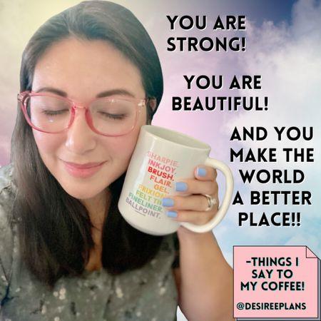 Coffee Lovers will understand!    #LTKfamily #LTKunder50 #LTKhome