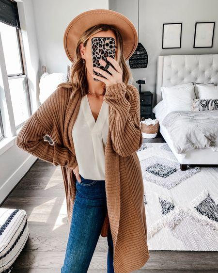 Amazon perfect fall cardigan! Size small!   #LTKsalealert #LTKunder50 #LTKstyletip
