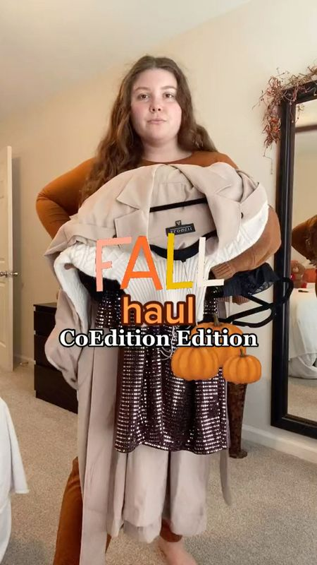 Linking all of my items from Eloquii that I got from CoEdition here!!   #LTKcurves #LTKHoliday #LTKSeasonal
