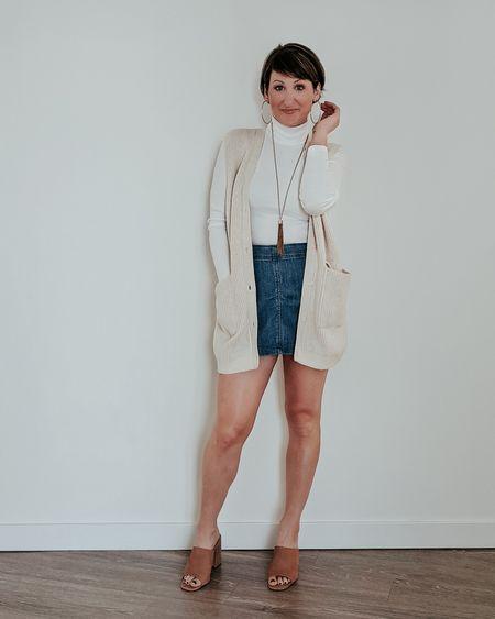 #ootd #dailyoutfits #outfits #turtleneck #cardigan #liketkit   @liketoknow.it   http://liketk.it/30vNF