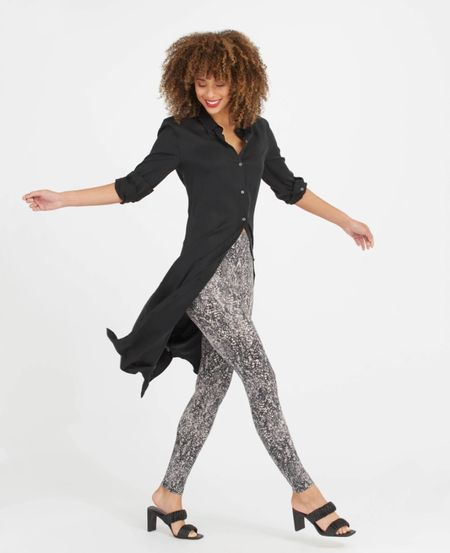 Spanx leggings   #LTKstyletip #LTKfit #LTKworkwear