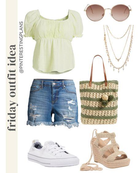 Friday Outfit idea🙌🏻 http://liketk.it/3hYdd @liketoknow.it #liketkit #LTKstyletip #LTKshoecrush #LTKitbag