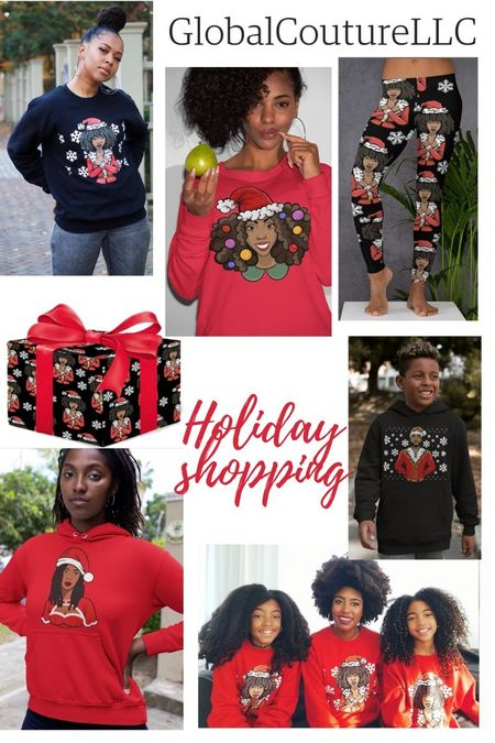Start your holiday shopping from Global Couture on Etsy.  Hoodies, leggings, sweatshirts that are full of holiday spirit.   Follow me in the @LIKEtoKNOW.it shopping app to shop this post and get my exclusive app-only-content!  #liketkit #holidayshopping #giftgiving #gifts #wakanda #wakandaforever #leggings #christmas #holidays #hoodies #sweatshirts #christmasshopping #etsy @shop.ltk