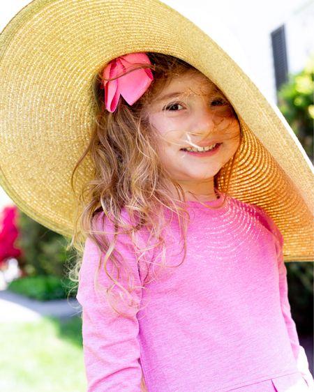 My fav straw hats - floppy hats for summer - upf safe hats http://liketk.it/3fzf7 #liketkit @liketoknow.it #LTKunder100 #LTKunder50
