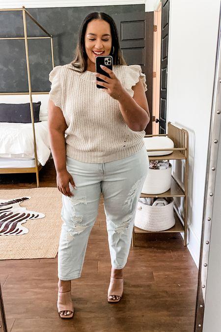 Loving these jeans from target.   #LTKbacktoschool #LTKunder50 #LTKcurves