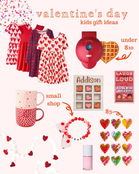 💕 cute Valentine's Day gifts for kids 💕 #StayHomeWithLTK #LTKfamily #LTKkids @liketoknow.it.family http://liketk.it/35AgB #liketkit @liketoknow.it