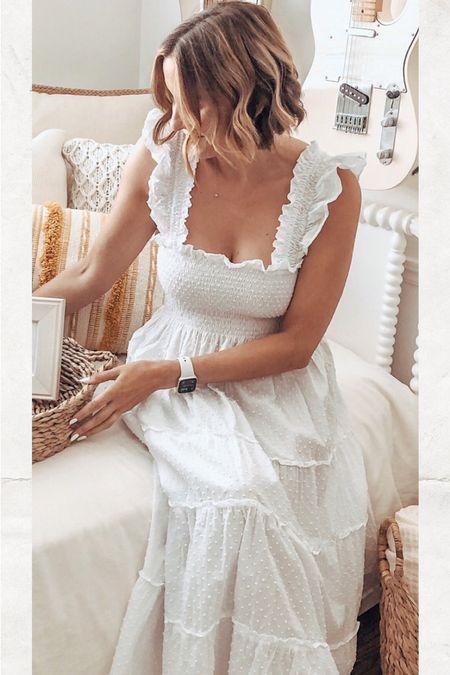 The most comfortable summer dress. #napdress  #LTKstyletip